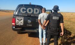 COD apreende mais de 190kg de maconha na região sudoeste de Goiás