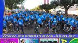 A realização do Pedal Green 10 quilômetros  foi um sucesso