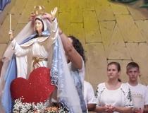 Paróquia Nossa Senhora Rainha do Céu realizou a Coroação de Nossa Senhora