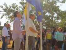 SÁBADO CÍVICO com acendimento da Chama Crioula e Semana da Pátria foi realizado na Praça de Eventos em Chapadão do Sul
