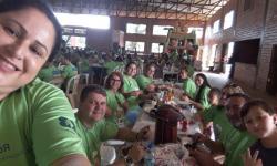 Rotary Club de Chapadão do Céu esteve presente na 17ª feijoada do Rotary