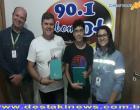 Destaki Empreendimentos recebe visita do Mauricio e da Moysa da CerradinhoBio