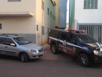 Operação contra fraudes em licitações prende servidor público e ex-mulher, em Formosa