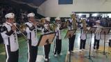 Banda Municipal de Chapadão do Sul participou do 1° encontro de bandas e fanfarras em Aporé- GO