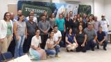 SEDEMA esteve na regional do SEBRAE em Coxim - MS no programa Fortalece Turismo