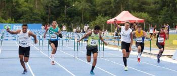 Atleta de Chapadão do Sul participou dos jogos escolares etapa nacional em Blumenau SC