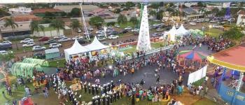 Prefeitura de Chapadão do Sul define a programação das festividades do fim de ano.