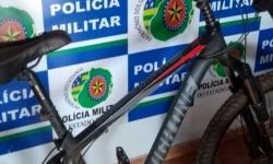 Policiais da 7ª CIPM recuperam bicicleta furtada