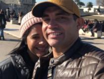 Família pede ajuda para trazer corpo de goiano morto a facadas em Portugal; namorada é suspeita