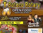 Vem ai Boteco do Rotary Club de Chapadão do Céu