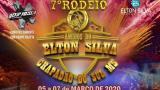 Atenção esta chegando o grande dia do 7° Rodeio Amigos do Elton Silva, começa dia 05 de Março quinta feira