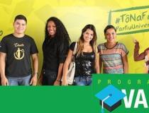 Vale Universidade recebe inscrições a partir do dia 3 de março