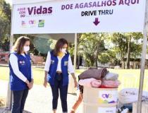 Governo lança campanha para arrecadar agasalhos para famílias carentes de Goiás; veja onde doar