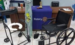 Rotary Clube de Chapadão do Céu implanta o Banco Ortopédico
