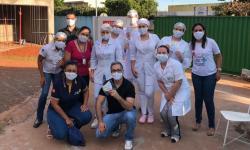 Nesta Pandemia o Rotary Club de Chapadão do Céu também deu sua contribuição