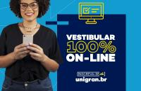 Vestibular On-line Unigran EAD