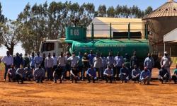 Produtores rurais e Cerradinho Bioenergia criam comitê de brigada contra incêndios na zona rural de Chapadão do Céu