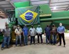 Sindicato Rural de Chapadão do Sul via SENAR.AR/MS e os parceiros executaram alguns cursos durante esta semana