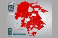 Toque de recolher já está valendo em todas as cidades de Mato Grosso do Sul