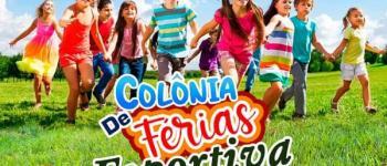 Vem aí a nossa Colônia de Férias Esportiva 2021 em Chapadão do Céu