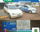 7ª CIPM prende autores de latrocínio ocorrido na cidade de Jataí