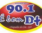 Rádio Integração FM realizou sorteio da promoção '' Minha Mãe e a 90.1 é Bom de Mais''.