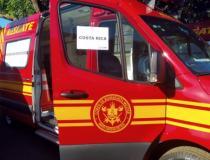 Rica recebe novas viaturas para o Corpo de Bombeiros