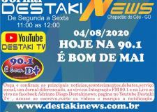 Destaki Informativo   04 de Agosto de 2020