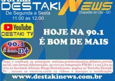 Destaki Informativo 12 de Agosto de 2020