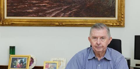 Morre Manoel Ortolan, um dos mais importantes representantes do setor, grande líder dos produtores e um apaixonado pela cana-de-açúcar