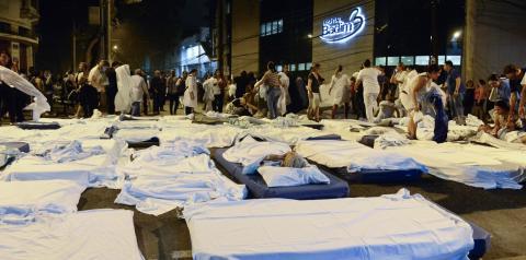 Incêndio no Hospital Badim: vítimas morreram por asfixia e desligamento de aparelhos