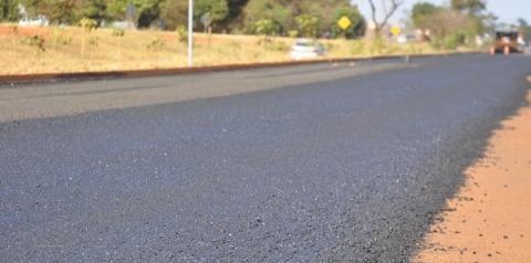 Boleto de asfalto com 30% de desconto vence dia 11