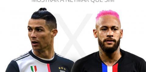 O melhor ainda pode estar por vir? Carreira de Cristiano Ronaldo mostra a Neymar que sim