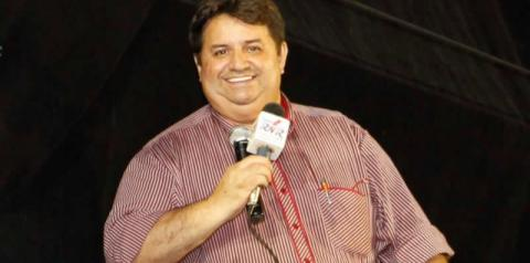 Fernandópolis - SP Morre o radialista Márcio Costa, após dias internado com covid-19