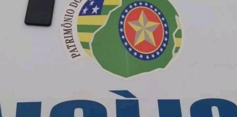 EM AÇÃO RÁPIDA, 7ª CIPM PRENDE AUTOR DE FURTO EM CHAPADÃO DO CÉU