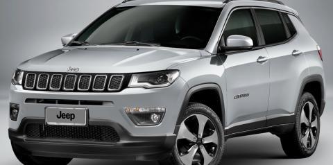 Jeep Compass flex é chamado para recall; motor pode desligar inesperadamente