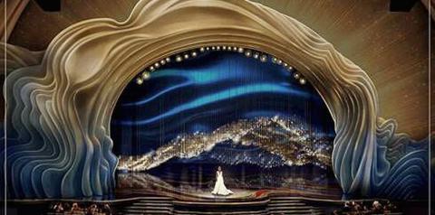 Palco do Oscar terá 26 mil cristais e 40 mil rosas