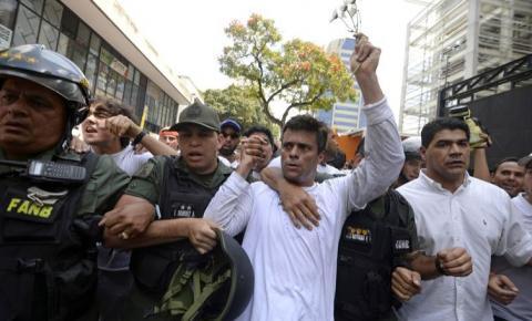 Espanha limitará ativismo político de Leopoldo López em embaixada