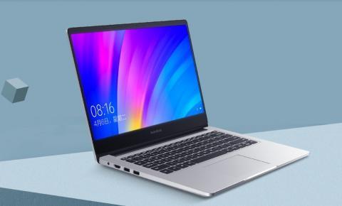 RedmiBook 14 é o novo notebook da Xiaomi com preço mais baixo