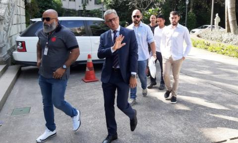 Caso sindicância seja aprovada, Campello pretende renunciar à presidência do Vasco