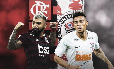 Gol no nome, artilharia e 1º duelo: Gabigol, Gustagol e as diferentes fases no Flamengo x Corinthians