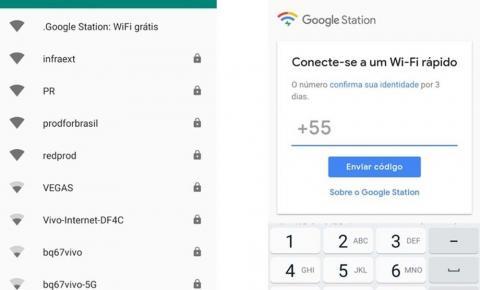 Wi-Fi grátis do Google chega ao Brasil; conheça o Google Station
