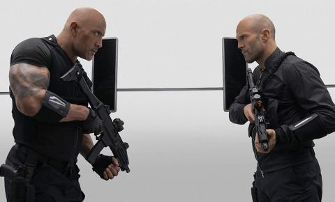 'Velozes e furiosos: Hobbs e Shaw' é cafona, clichê, absurdo e muito divertido; G1 já viu