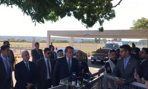 Bolsonaro diz que haverá 'quase 20' vetos em projeto sobre abuso de autoridade