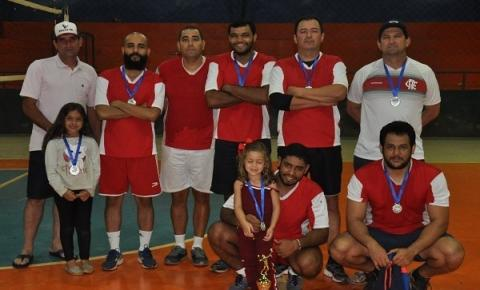 Campeonato de Voleibol chega à rodada final