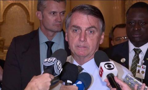 Bolsonaro diz que Argentina 'escolheu mal' e que não vai parabenizar Alberto Fernández após eleição para presidente