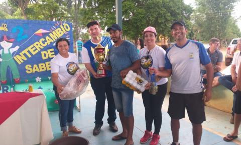 Torneio de futebol movimentou o Assentamento Aroeira neste domingo