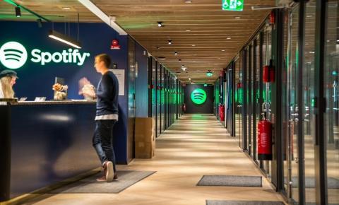 Spotify tem lucro surpreendente no 4º trimestre, mas vê prejuízo em 2019