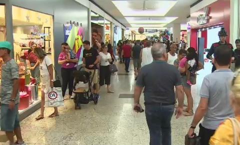 Crescimento de vendas no Natal é o maior desde 2014, diz associação dos lojistas de shoppings
