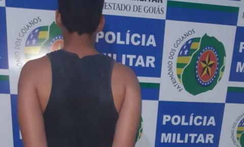 Policiais da 7ª CIPM realizam mais uma prisão em flagrante por tráfico de drogas